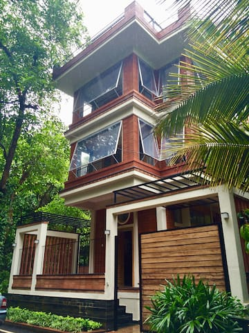 Amrut Villa Boutique Guest House with Art Gallery - North Goa - Boutique hotel