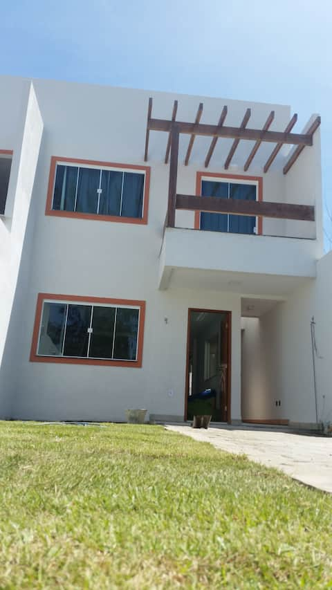 Casa no centro de Grussai a venda