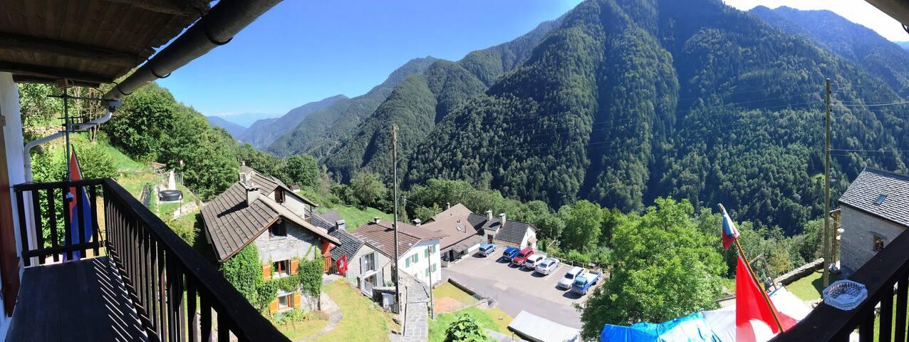 Casa Rina - Onsernone