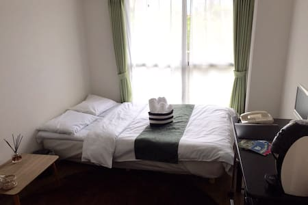 Great Location Cozy Apt,2 free bikes,Wifi - Hiroshima city