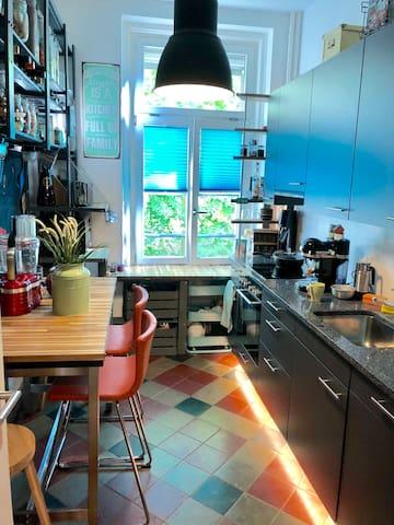 My shared kitchen