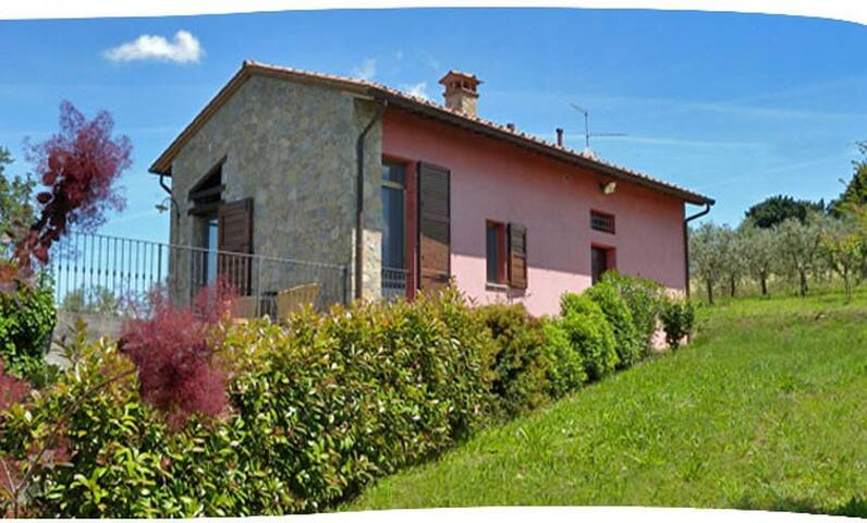 """Jewel"" house with pool between Tuscany and Umbria - Cantagallina - Villa"