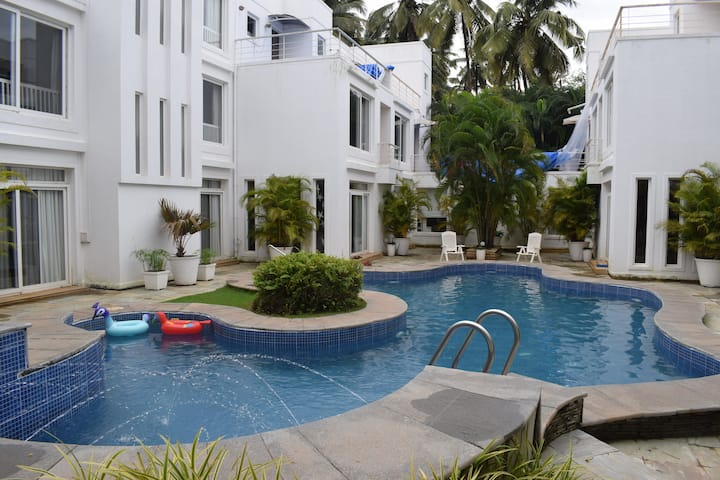3BHK Villa in Calangute Close to Beach