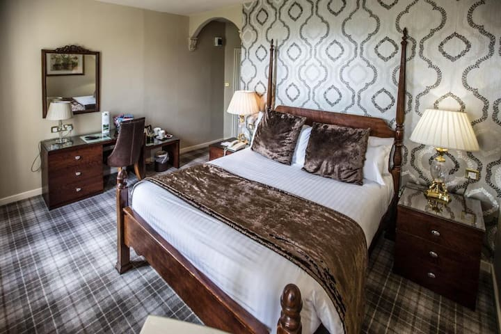 Small Double Room at Ramside Hall Hotel