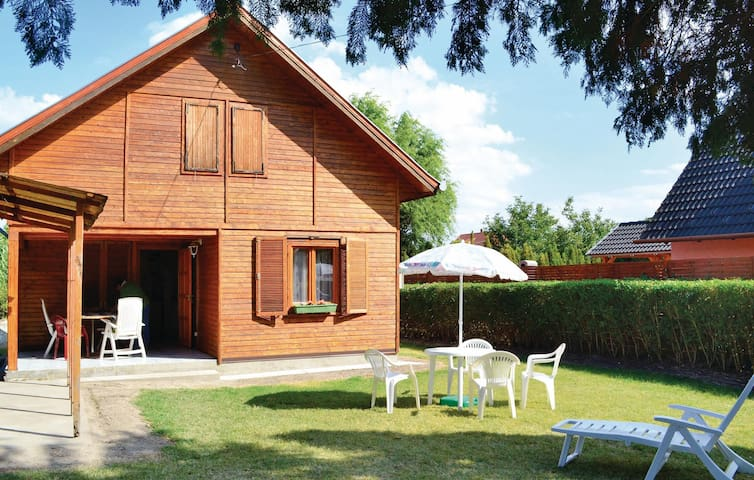 Holiday cottage with 3 bedrooms on 60 m² in Balatonkeresztúr