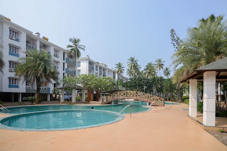 TripThrill Akar Excelsior 1 Bedroom Apartment - Navelim - Daire