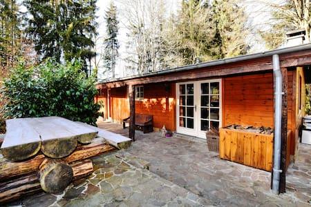 Chalet de caractère à Wibrin avec sauna