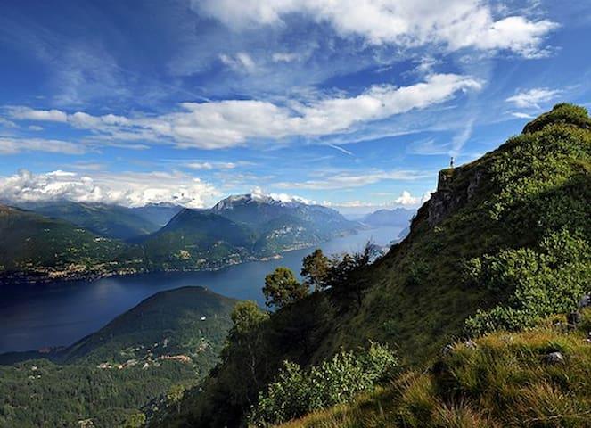 Casa CASTELLO amazing lake view