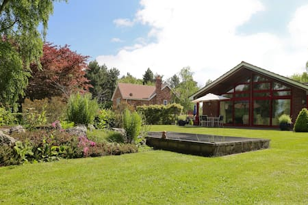 Luxury family Cottage near Norwich 2 bedrooms