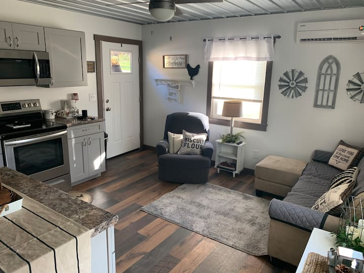 605 New cozy Tiny home