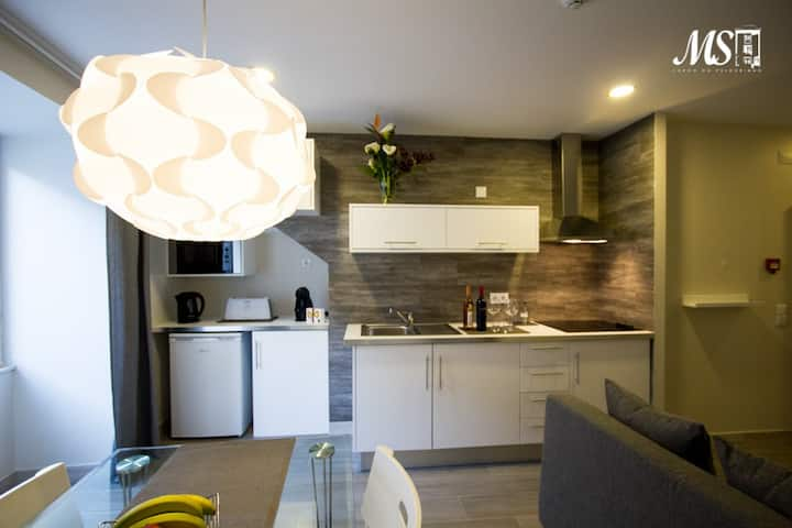 MS Apartments (1st floor), SETUBAL