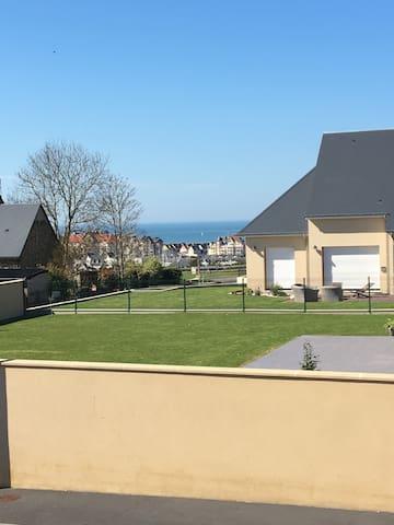 Chambre d'hôtes avec vue sur la mer