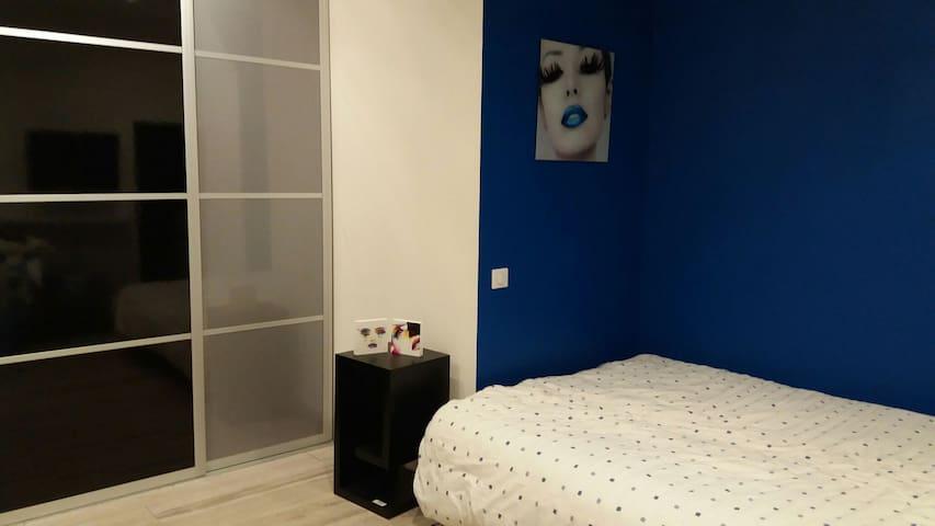 A 20mn de la mer 20mn centre mtp appart 42m2 neuf - Saint-Georges-d'Orques - Lägenhet