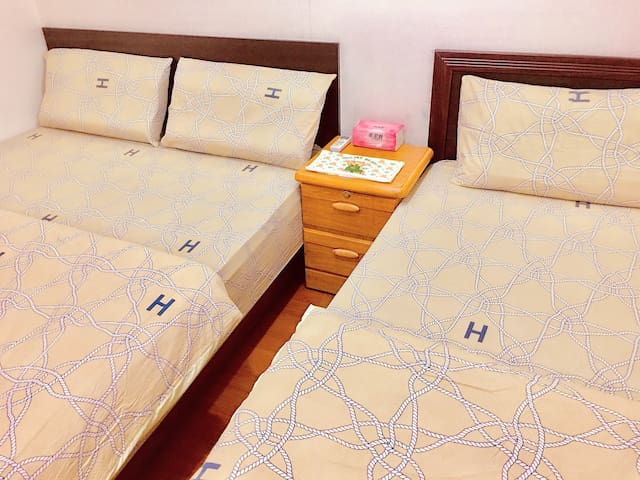 A Suite for two near all Taipei transport hub