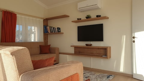 Brand New, Well Furnished, Comfy Roof with Terrace