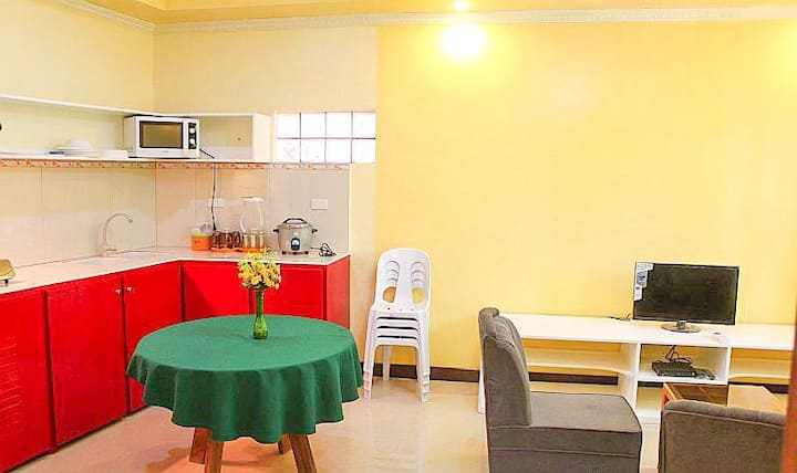 2 BEDROOMS WITH KITCHEN NEAR ALONA BEACH