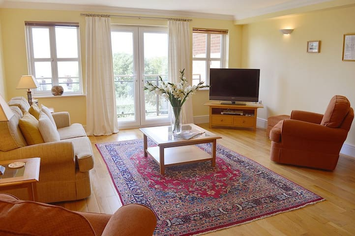 Heatherwood Lodge - Totland - Apartamento