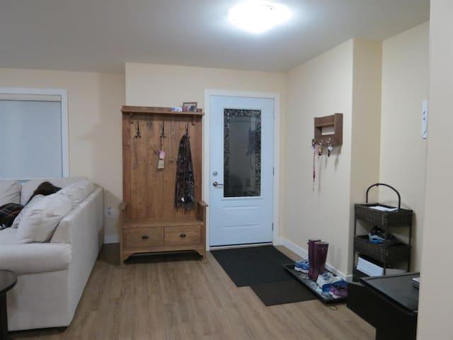 2 Bedroom 1 Bath Condo Townhouse