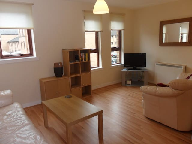 Apartment, West End close City Centre, Parking - Glasgow
