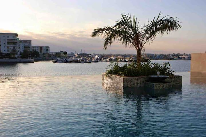 Apartment at almouj (The wave) muscat