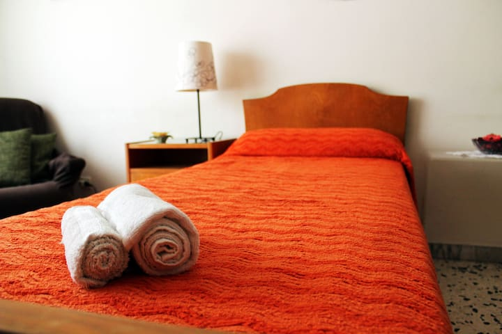 Camera Singola - Salerno - Appartement