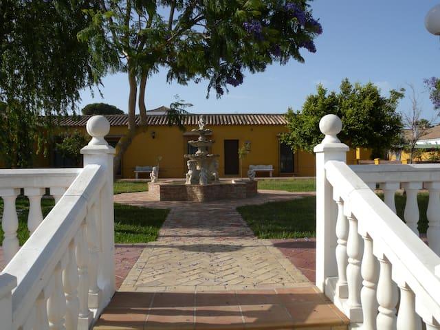 Hospedería La Candelaria-Alojamiento Rural 2