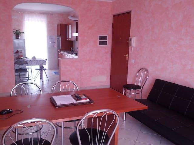 Graziosa casa nuova vicino al mare - Valleggia (Savona) - Lakás