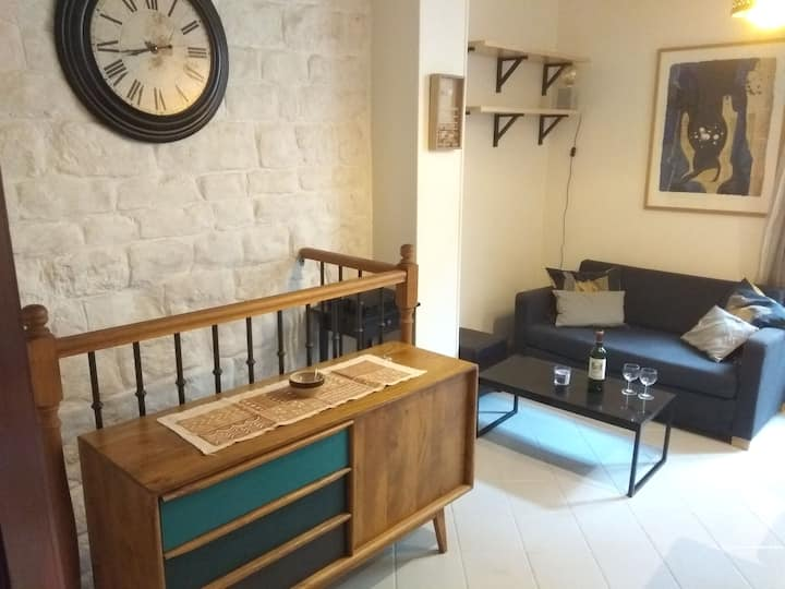 Souplex - Full appartement - St-Georges metro