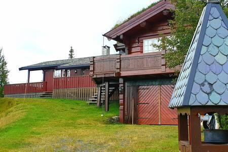 Aurdalsåsen i Valdres - Alpinanlegg & fjellturer
