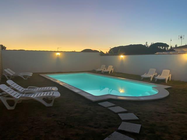 El Pinar de La Palapa 1, piscina y cerca del mar