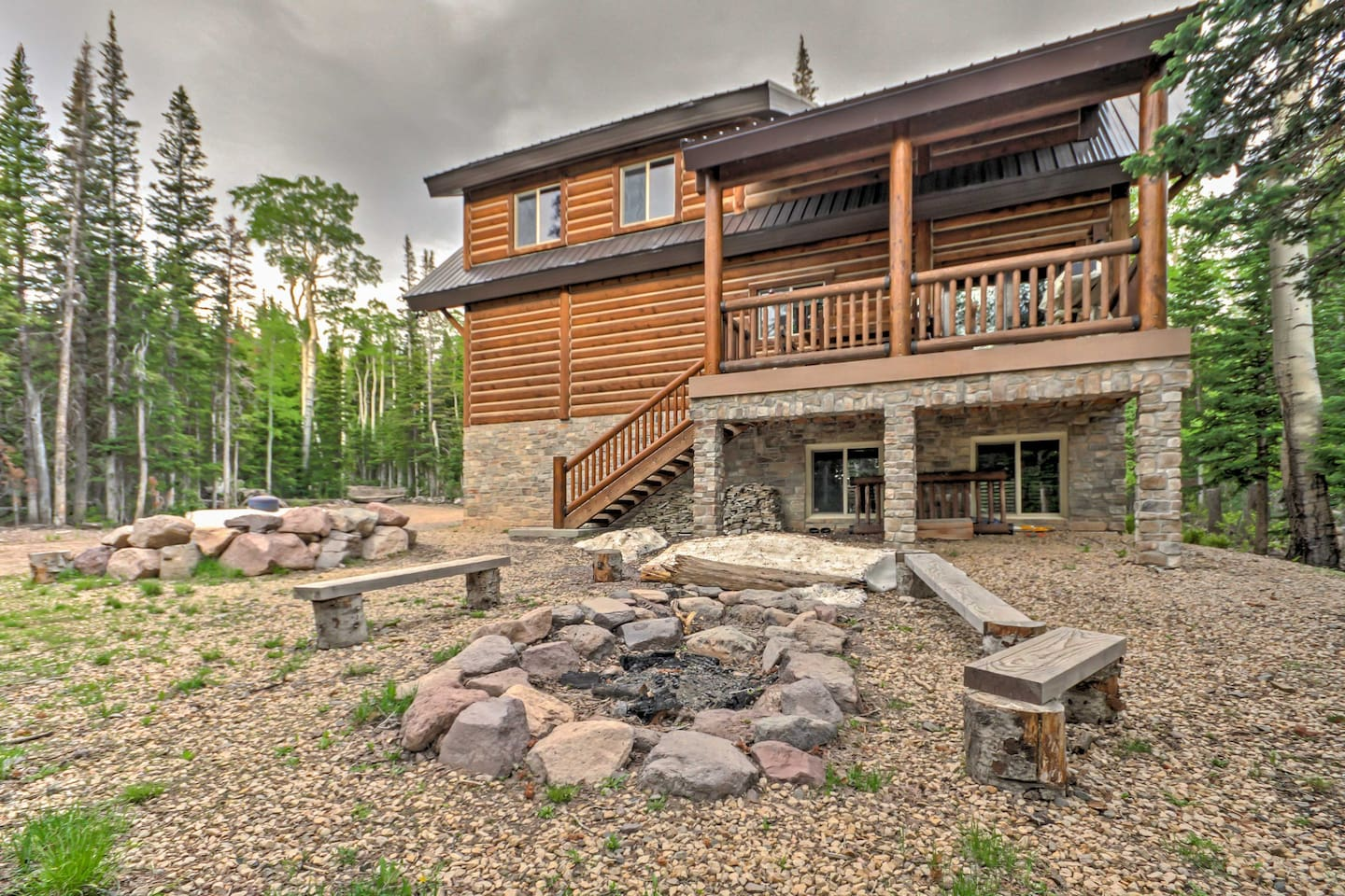 rentals cabin vacations brian cabins tranquility c head