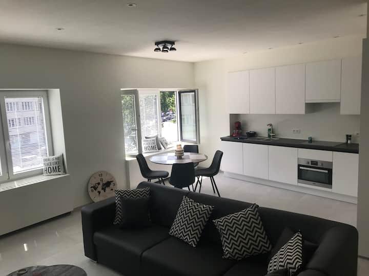Luxe appartement in het hartje van Oostende