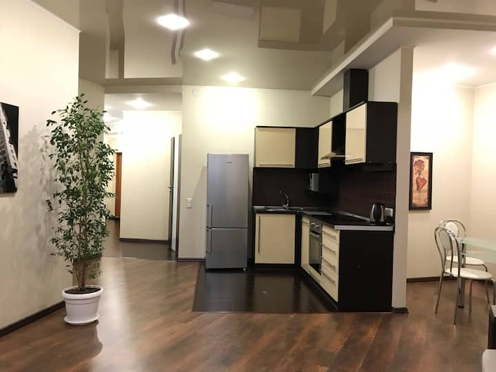 Big apartment in Most-City