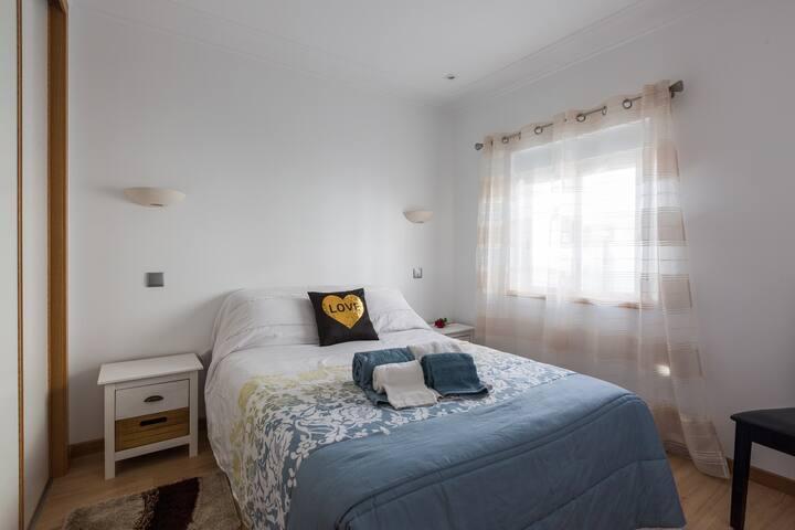 Apartamento Cardoso II. A 5 minutos a pés da praia