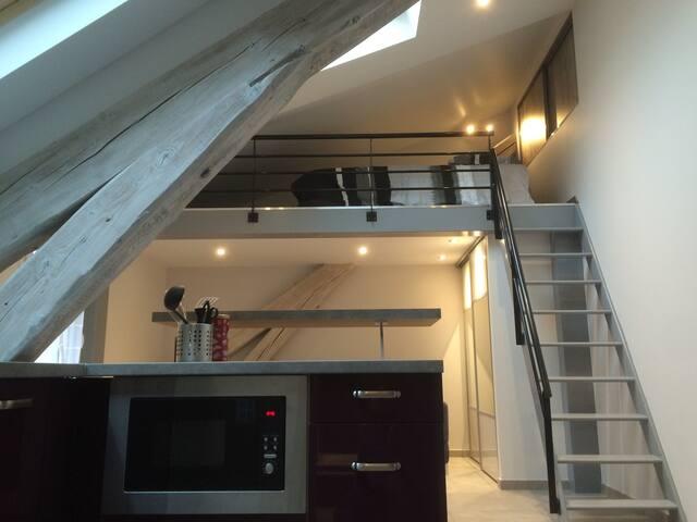 Bel Appartement - Coeur de la ville