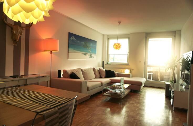 2 Room Luxury Apartment @Munich Fair (Messe ICM)