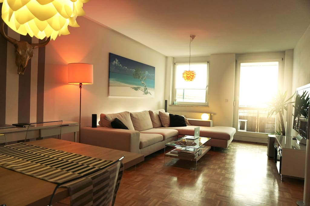 2 Room Luxury Apartment @Munich Fair (Messe ICM ...