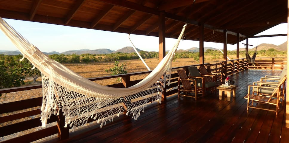 Wichabai Ranch  - cattle ranch and adventure lodge