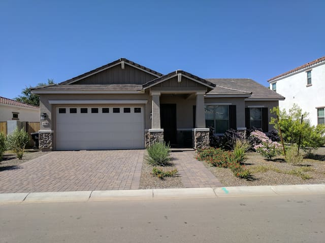 Brand New Premium House in The Islands of Gilbert
