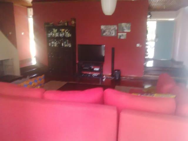 Kahawa -Sukari - Nairobi - Lägenhet