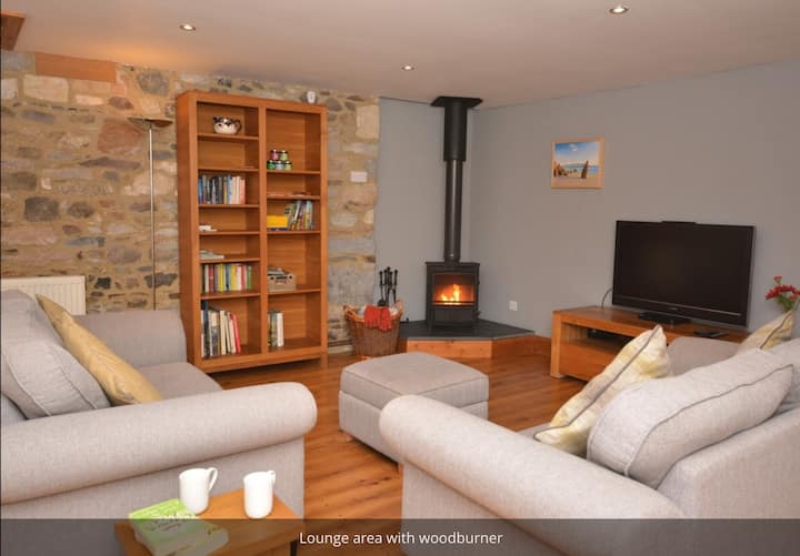 Self contained accommodation close to Dartmoor