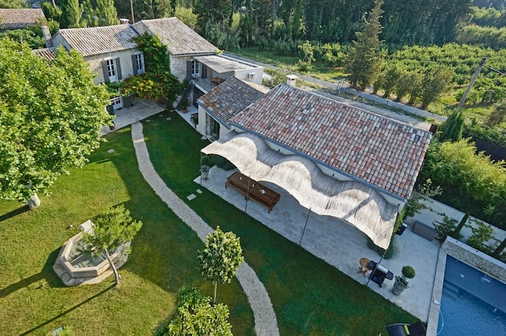 EXCEPTIONAL PROPERTY OF 620M2 IN ST REMY PROVENCE