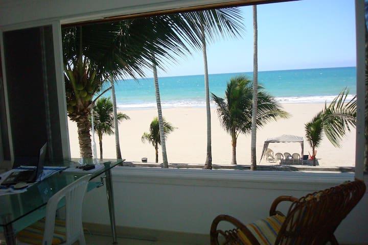 linda suite  frente al mar - Same - Wohnung