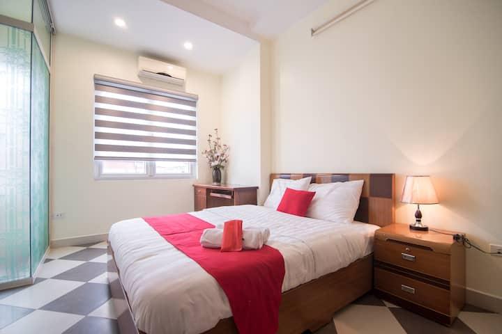 [Riverside homes] Cozy 1-bedroom 45m2 apartment