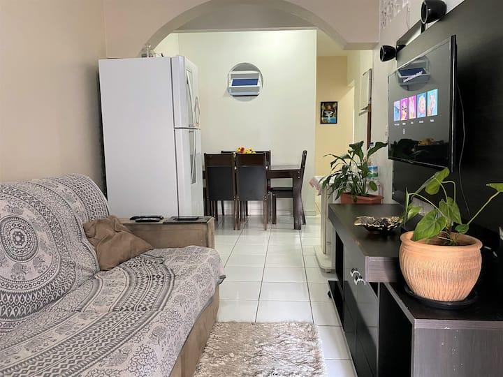 3 dormitórios simples próximo ao calçadão