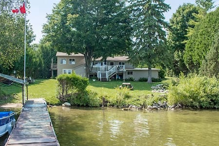 New Cottage listing on Lake Eugenia. - Flesherton