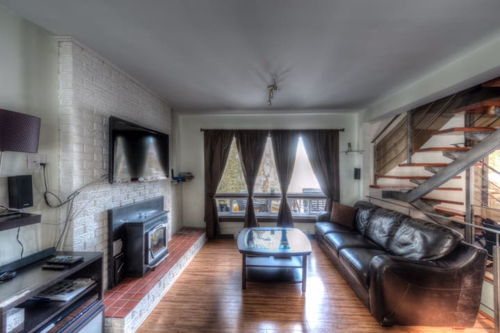 Monthly and Seasonal Rental Mont Tremblant
