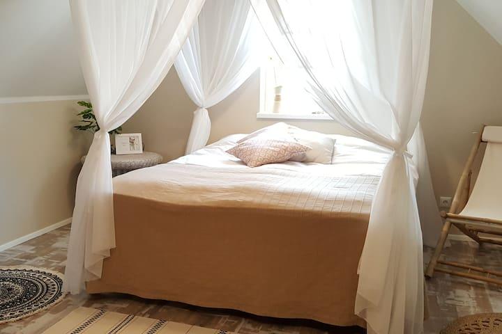 Romantic apartment in Kuressaare