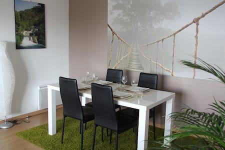 Appartement 70m² proche CHR Lille pour 4 voyageurs - Loos