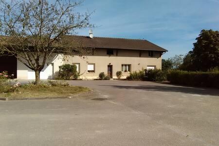 Maison de Campagne - Élise-Daucourt - Casa